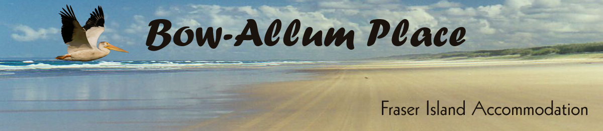 Bow-Allum Holiday Units, Fraser Island